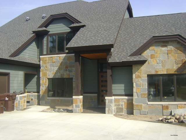 Exterior paint traditional exterior detroit by for Redesign your home exterior