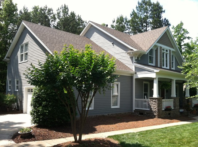 Exterior Painting And Staining Traditional Exterior