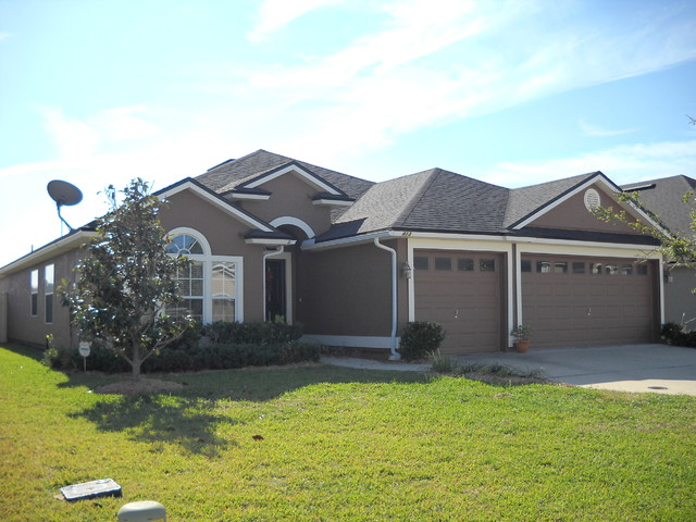 Exterior painting contractors jacksonville fl - Florida home exterior paint colors ...