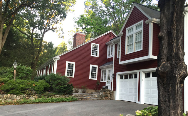 Exterior Painting Located In Belmont Ma Boston By Tom