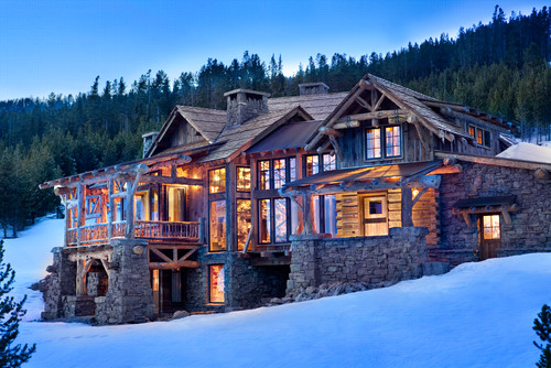 Amazing Log Cabin Home Getaways My Simple Minded Life
