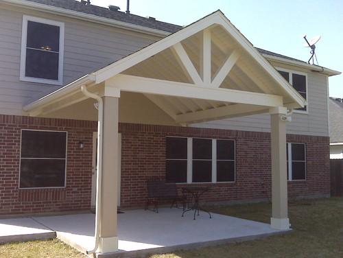 Where do i get plans for this patio cover for Deck roof plans