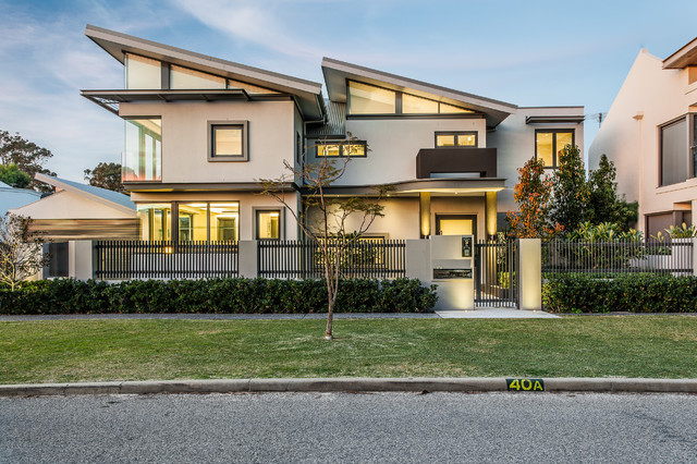 Exterior Contemporary Perth By Putragraphy