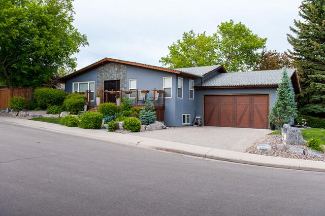 Exterior Reno - Farmhouse - Exterior - Calgary - by Re ...
