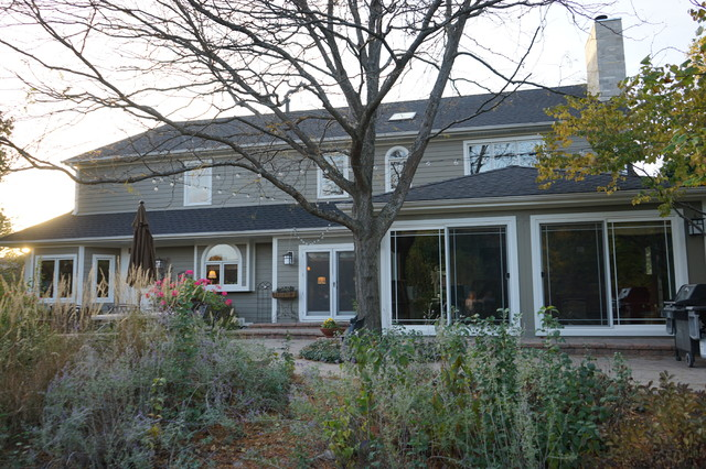 Exterior Renovation Of Cape Cod Home