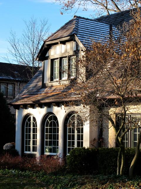 Exterior Restoration & Painting traditional-exterior