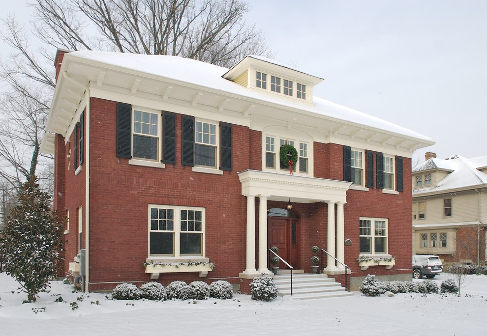 Exterior Traditional Exterior Cincinnati By Rwa Architects