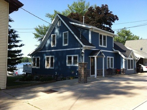 Love The Exterior Paint Color Of This House. What Color Is It?