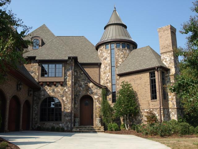 Exterior Stone traditional-exterior