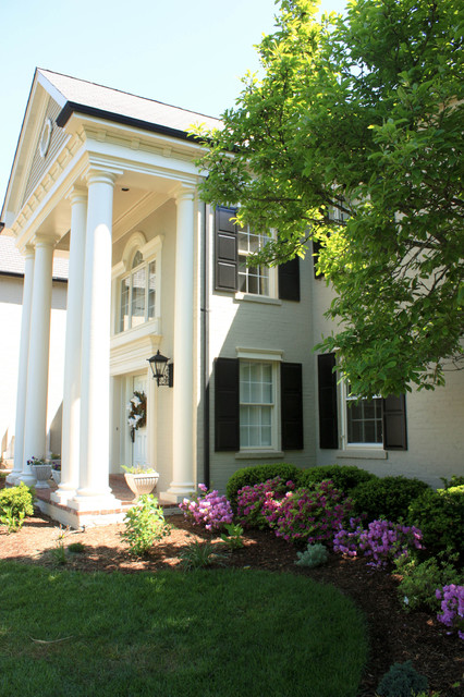 Exterior Trim And Bay Window Replacement Traditional Exterior Other Metro By Ladd Suydam