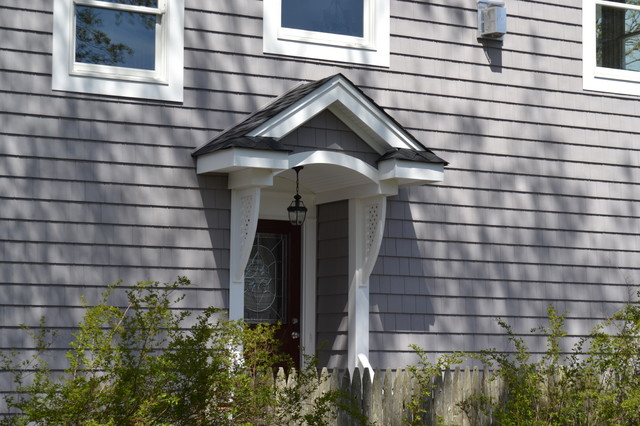 exterior trim traditional-exterior