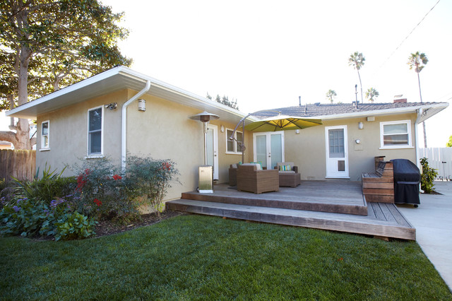 Exterior Upgrade And Landscaping Of 1950 S Redondo Beach