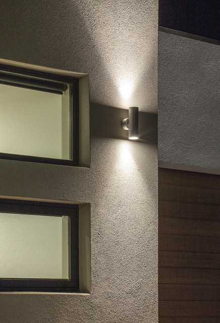 Exterior Wall Lighting with the ELITE-2 from Domus Lighting - Modern - Exterior - Sydney - by ...