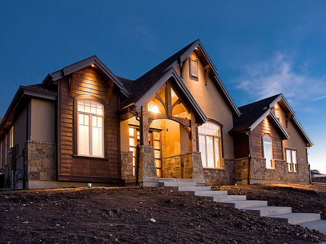 Exteriors By Cameo Homes Inc In Utah Traditional