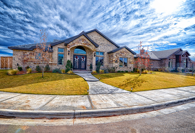 Exteriors Traditional Exterior Dallas By Celebration Homes Of Lubbock