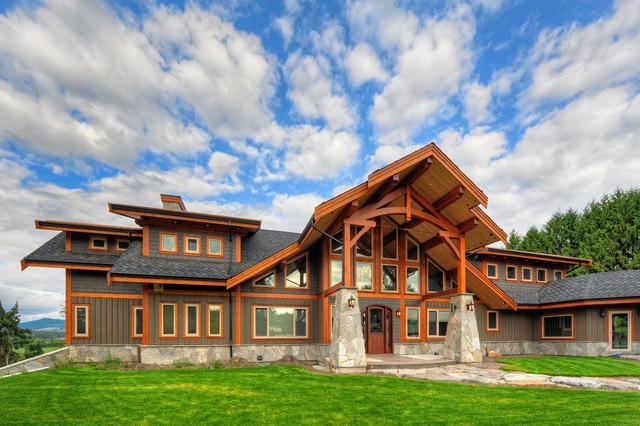 Exteriors   Designing with Windows + Doors craftsman-exterior
