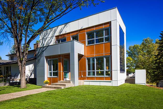 Exteriors | Designing with Windows + Doors contemporary-exterior