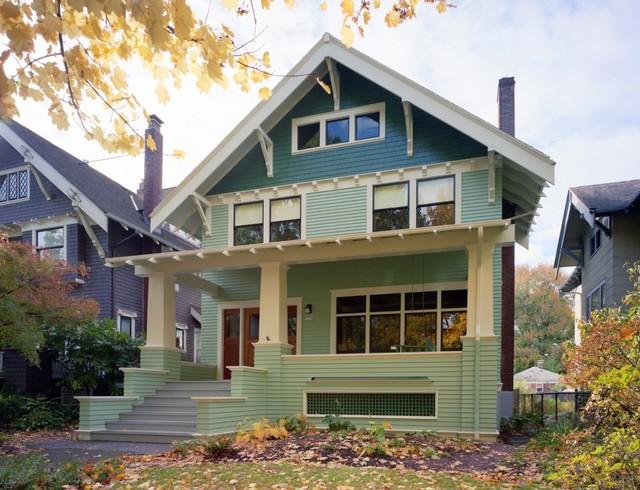 Exteriors Craftsman Exterior Portland By Full
