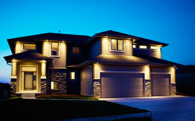 Exteriors for Exterior remodel and design omaha