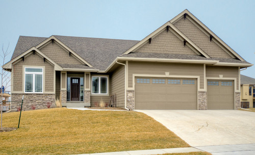 What is the exterior paint and trim color? Great looking house.