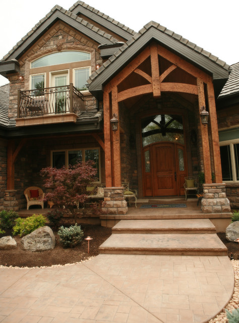 Exteriors Traditional Exterior Salt Lake City By