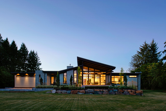 Exteriors Contemporary Exterior Vancouver By