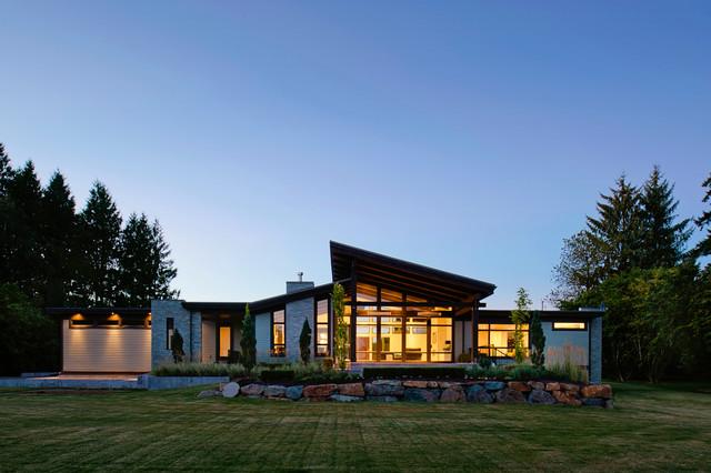Exteriors Contemporary Exterior Vancouver By