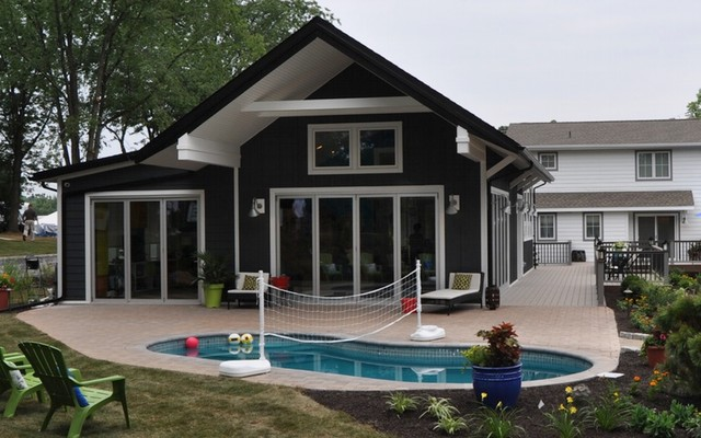Extreme Makeover Home Edition Etters Pa Modern Exterior