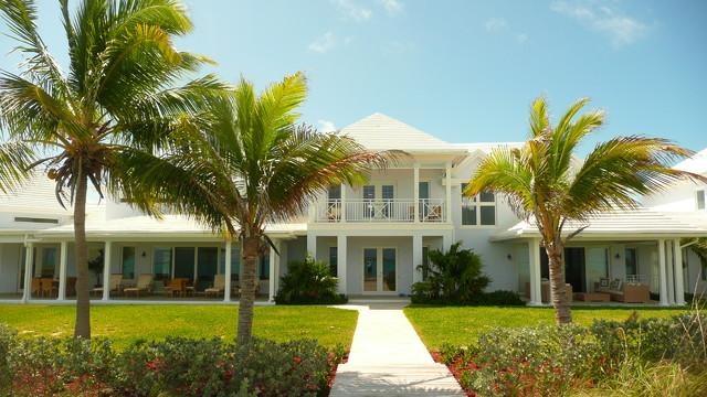 Exuma, Bahamas Residence tropical-exterior