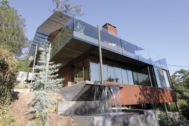 Facade Exterior modern-exterior