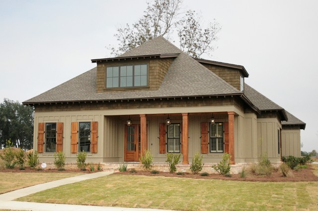 fairhope green home craftsman exterior other metro