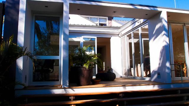 Fairlight contemporary-exterior