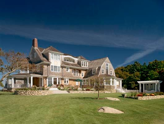 Falmouth, MA traditional-exterior