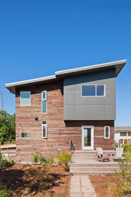 Family Share Residence contemporary-exterior