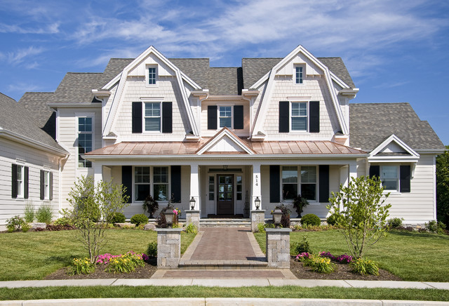 Farinelli Construction Inc traditional-exterior