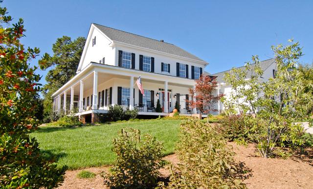 Farm House Farmhouse Exterior Charleston By