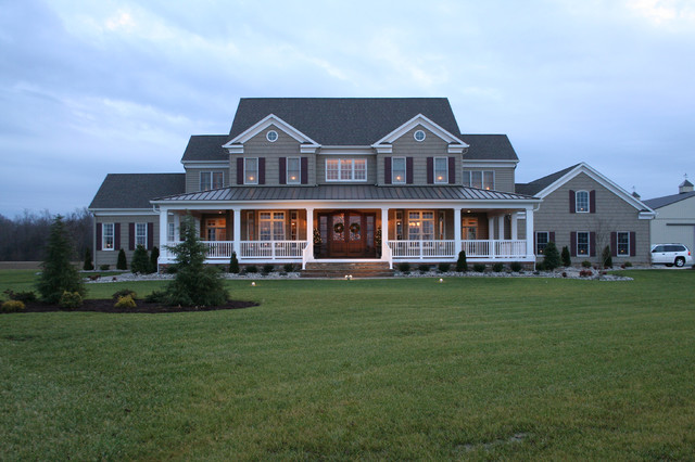 Farmhouse traditional exterior