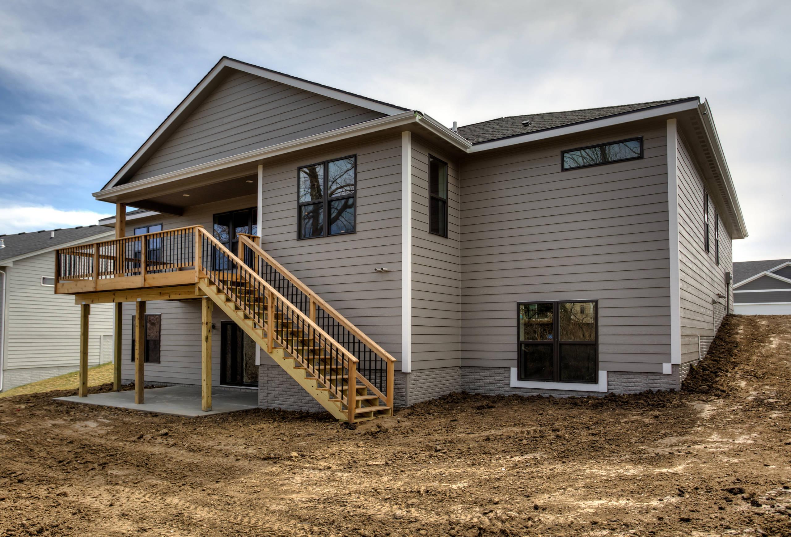 Farmhouse Edgewater Plan