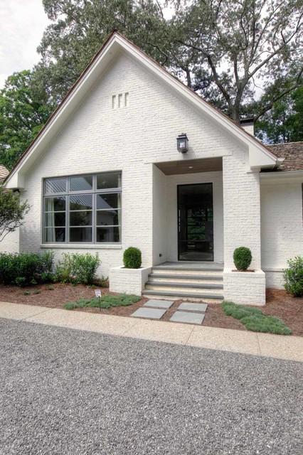 Farmhouse Entry contemporary-exterior