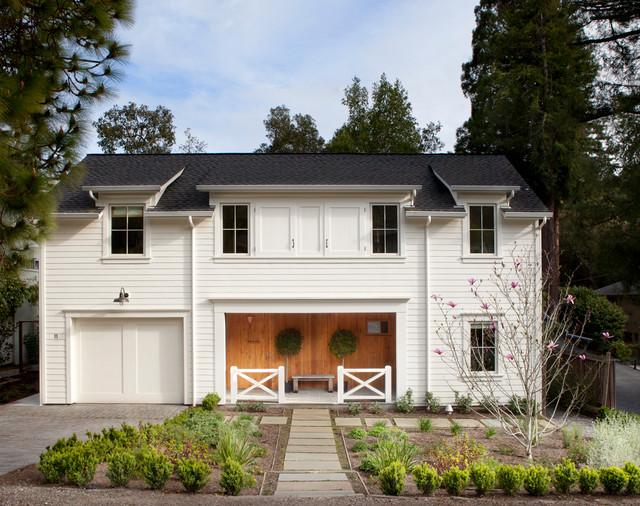 Farmhouse exterior for Industrial farmhouse exterior