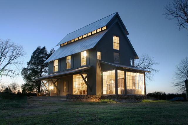 Farmhouse Farmhouse exterior