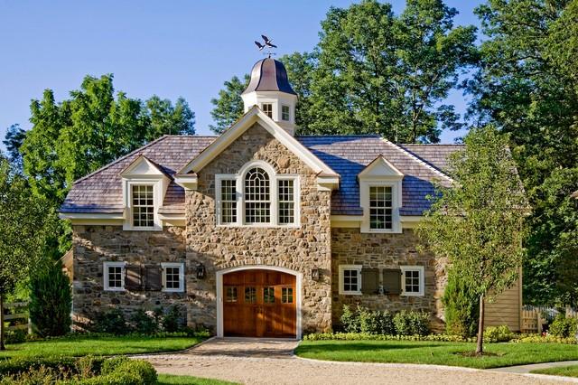 Farmhouse Renovation traditional-exterior