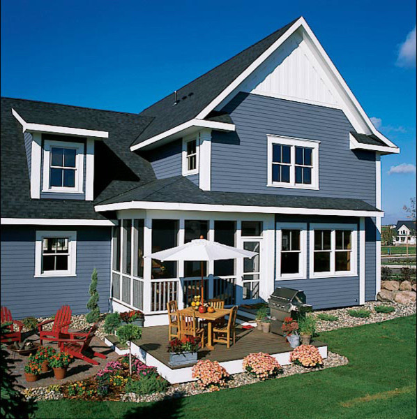 Traditional Exterior Homes: Minneapolis