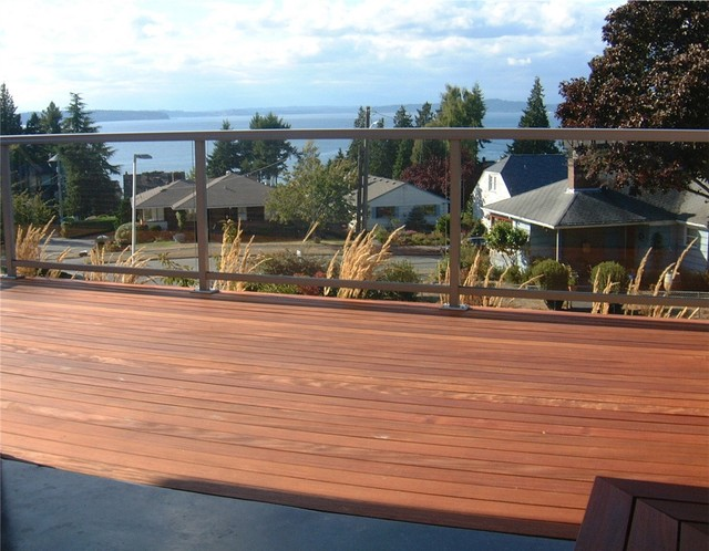 Fauntleroy Ferry Deck exterior