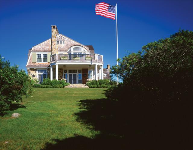 Fauth, Rhode Island beach-style-exterior