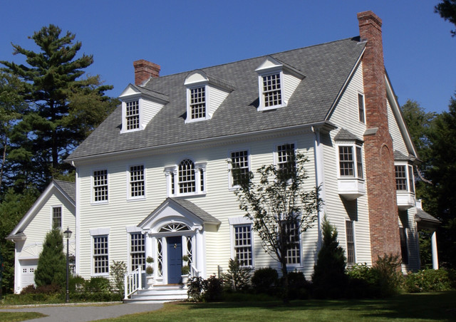 Federal Colonial Traditional Exterior Boston By