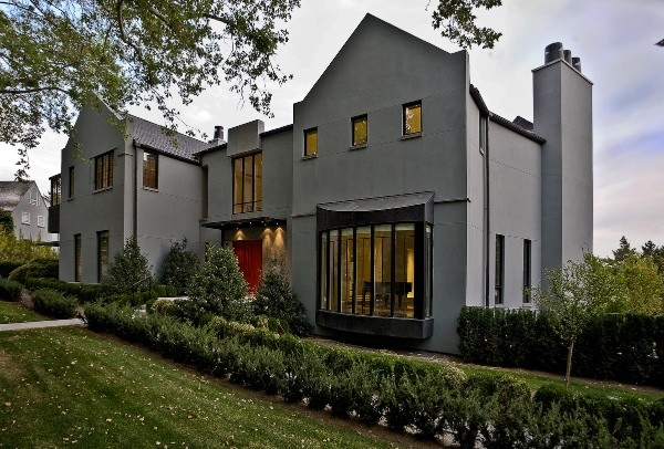 Federal Heights Residence contemporary-exterior