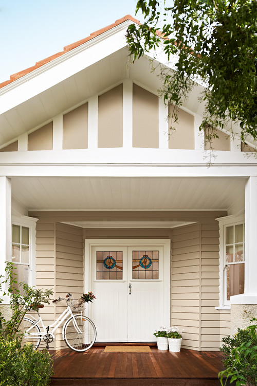 Hello what are the paint colours featured here - Dulux exterior paint colours minimalist ...
