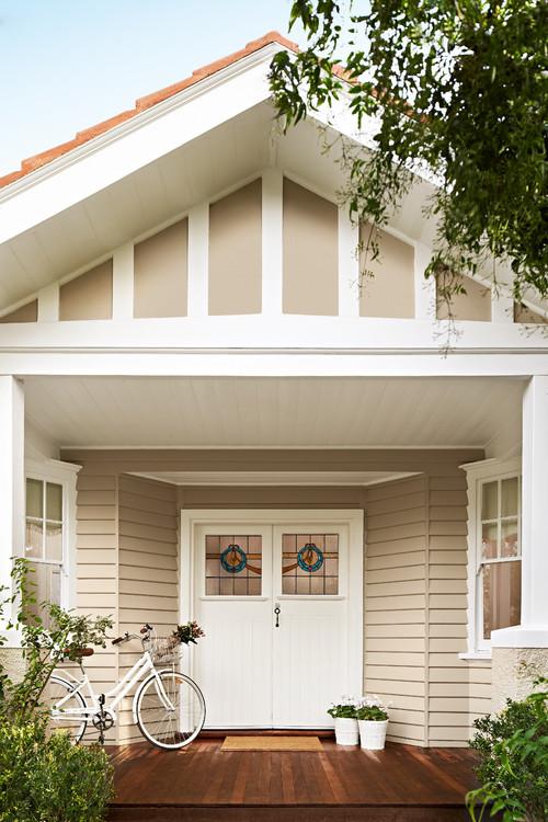 Genial 5 Timeless Exterior Paint Color Schemes | Houzz