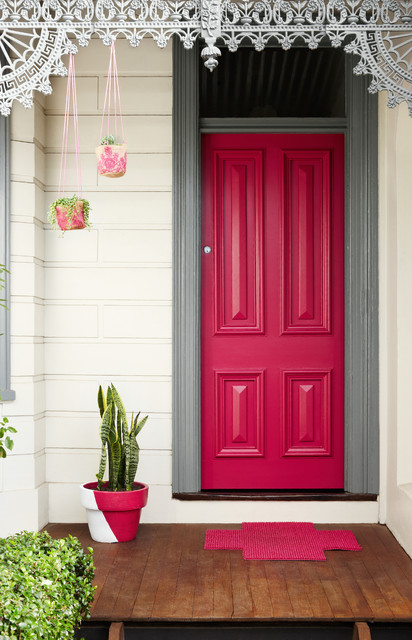 Federation Paint Schemes Traditional Exterior By
